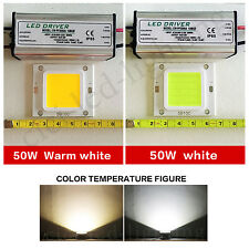 3X50W LED SMD Chip Bulbs + LED Driver Transformer Power Supply IP65 Floodlight