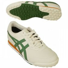 Asics Japan Golf Shoes GEL PRESHOT CLASSIC 2 Soft Spike TGN915 Ivory Green