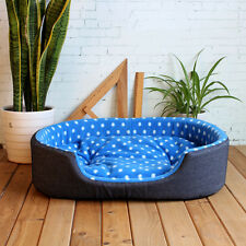 Soft Cozy Nest Warm Pet Dog Cat House Mat Pad Cushion Bed Puppy Sleeping Kennel
