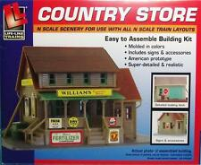 N Gauge-Life Like-433-7463-Model Railroad Building Kits-William's Country Store