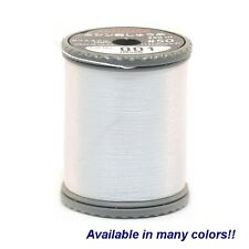 Janome Embroidery Thread, 275 Yards, 40 Weight Polyester Thread - Pick Color