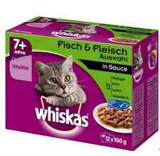 Whiskas 7+ Senior Pouches In Gravy Wet Cat Food Portion A Great Shape Older Diet