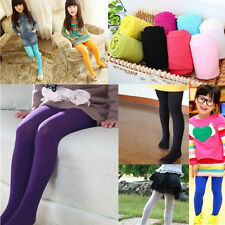 1Pcs Candy Ballet Hosiery Girls Tights Pantyhose Opaque Dance Stockings Kids