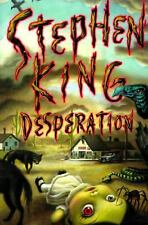 DESPERATION by Stephen King (1996, Hardcover) -1st-1st- SUPER NICE