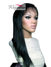 Brazilian Remy Human Hair Best Front Lace Wigs Glueless Silky Straight Hair Wig