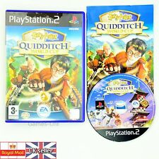 Quidditch World Cup for Sony Playstation | PAL Video Game - VGC | FAST UK POST!