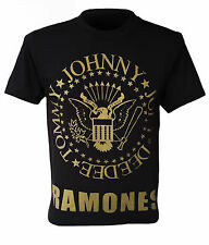 -->THE RAMONES T shirt<-- Johnny, Joey, Dee Dee, Tommy, 70s Retro, Size S to XXL