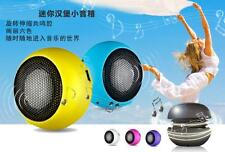 Bass MP3 Mobile Buddy Speaker Mini Portable Travel iPod iPhone for Phone