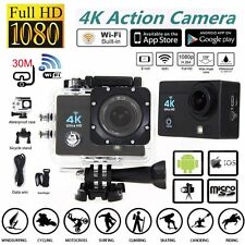 "SJ4000 2"" 1080P Full HD Sport DV Waterproof Action Camera Camcorder with Mounts"