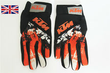 KTM Cycling bike Bicycle Racing MTB Gloves Winter Windproof Full Finger New fox