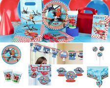 NEW Disney Planes Birthday Party Decorations Tableware Plates Napkins Cup