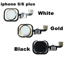 3 colors Touch ID Sensor Button Key Flex Cable Repair for iPhone 6 & Plus OS