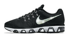 NWT Swarovski Nike Womens Air Max Tailwind 8 Rhinestone Bling Athletic Shoes NIB