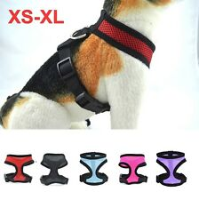 Pet Control Harness for Dog Puppy Cat Soft Walk Collar Safety Strap Mesh Vest lv