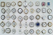 Closeout Lot of New Premium Quality Beading Watch Face USA Seller