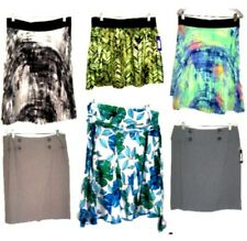Apt. 9 Knee Length Skirts Paints Floral Print A-Line Skirts NWT$30-$44 Sz S-XL