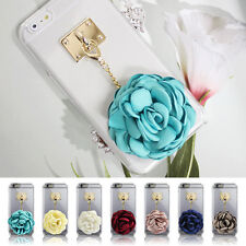 Dreamplus Flower Charm Clear Transparent Hard Skin Case Cover iPhone 6/6S/7/Plus