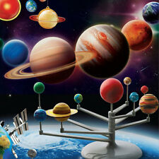 Solar System Planetarium Model Kit Astronomy Science Project Kids Gift Lot LU