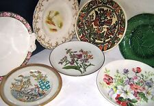 FINE ENGLISH PLATES ~ click HERE to browse or order