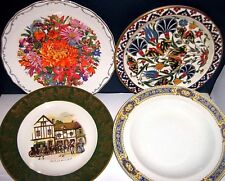 COLLECT UK PLATES - PORCELAIN and OTHER  click SELECT to browse or order
