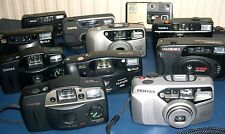 EARLY CAMERAS 35mm 1960/90  ~ click on - SELECT - to browse or order