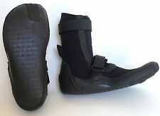 QUIKSILVER IGNITE Wetsuit Booties Interior Split Toe 3mm Black 6