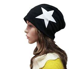 New Hot Hip Hop Cap Warm Winter Beanie Hat Oversize Slouchy Ski Hat For Unisex