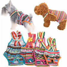 Pet Dog Cotton Tighten Strap Sanitary Physiological Pants Pets Underwear Diapers