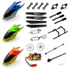 RC Syma S32 S032A Remote Control 2.4G 3CH Heli Helicopter Spare Part Accessories