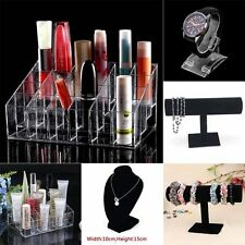 24 Makeup Cosmetic Lipstick Storage Display Stand Rack Holder Organizer Hot LU