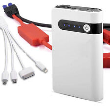 20000mAh Car Jump Starter Pack Booster Charger LED Battery Power Bank Emergency