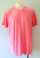 Superdry Mens Printed T - Shirt - PINK - SIZE - XXL  - NEW