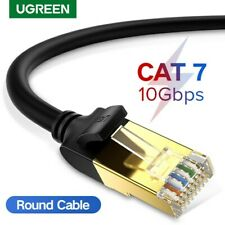 UGREEN Cat7 Ethernet Cable Lan Network RJ45 Patch Cable Cord Fr PC Laptop 10Gbps