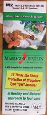 Massaging Insoles BestSole Therapeutic Liquid Insole for Men & Women Made in USA