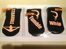 Personalised trainer socks Childrens Teens gym trampoline tumble STOCKING FILLER