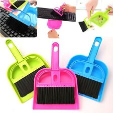 Notebook Dustpan Dustpan Brush Set Cleaning Brush Small Brooms Whisk Dust Pan