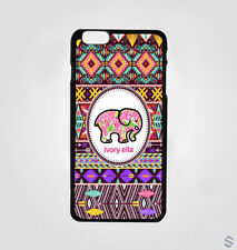 NEW HOT Ivory Ella Design Aztec Print On Hard Plastic CASE COVER For iPhone 6/6s