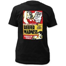 Impact Originals Reefer Madness Fitted T Shirt