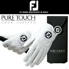 Three (3) FootJoy Pure Touch Left Gloves for Right Handed Golfer, Pick Size NEW!