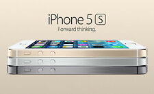 Apple iPhone 5S 4S 16GB Factory Unlocked 4G LTE GSM iOS Smartphone NO Finger OO5