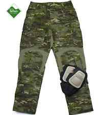 TMC Gen3 Tactical Military Combat 3D Pants with Pads for airsoft paintball (MTP)