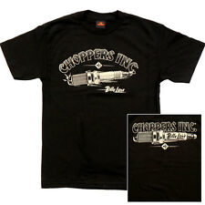 Official Billy Lane Choppers Inc Spark Plug T-Shirt