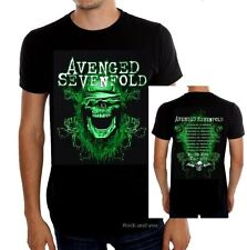 Avenged Sevenfold T-Shirt Buried Alive Tour A7X metal rock Official S Last NWT