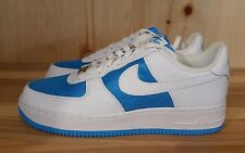 NIKE AIR FORCE 1 LOW VIVID BLUE WHITE WOMEN'S WMNS SZ 7-10.5  315115-413 L