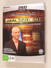 Imagination DVD TV Games DEAL OR NO DEAL Hosted By Howie Mandel New/Sealed!