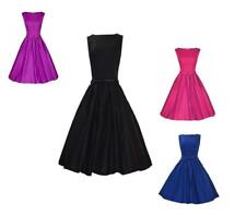Elegant Sleeveless Ball Gown Party Formal Prom Dress Cocktail Dress for Women
