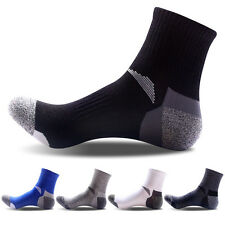 1/5 Pairs Lot Mens Designer Fashion Dress Socks Sport Hiking Casual Cotton Socks