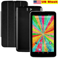 "USA Unlocked 7"" 2SIMS  Smartphone Android 8GB Tablet WIFI GPS Phablet XMAS CHEAP"