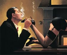 Jack Vettriano - Fetish  - Limited Edition Print - Signed 70 x 64cm