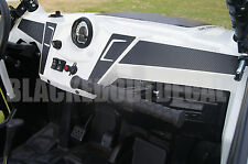 Polaris RANGER RZR XP 900 / RZR 800 Carbon Fiber Dash Graphic Kit xp900 sticker